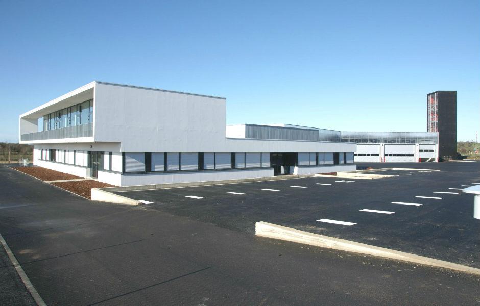 0513 - Centre de secours de Combourg