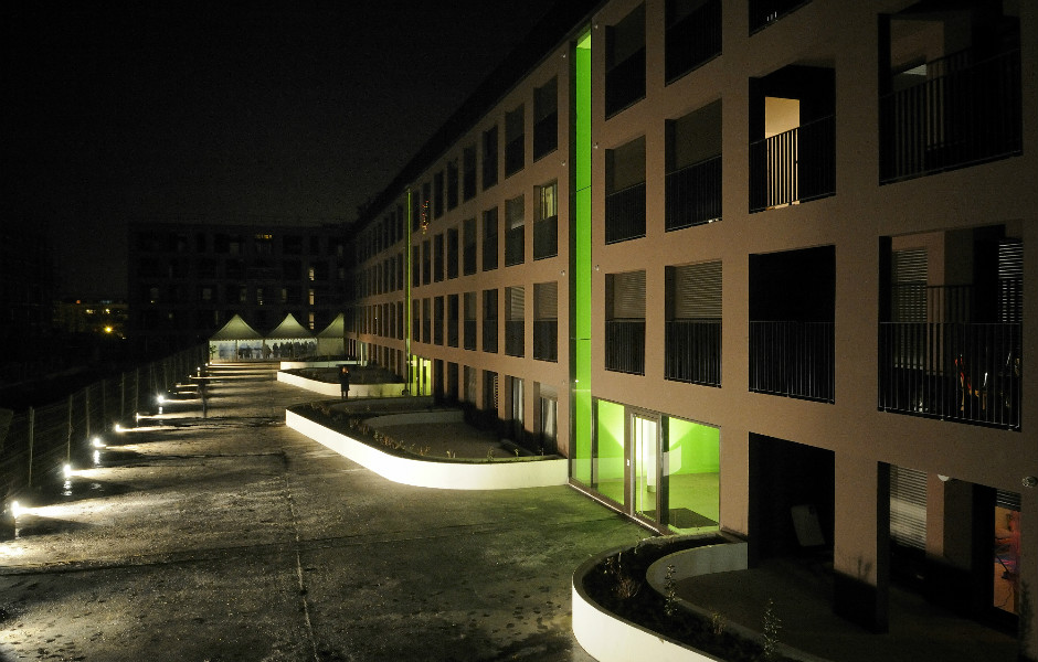209 logements à Saint Jacques de la Lande SNI-CAPRI