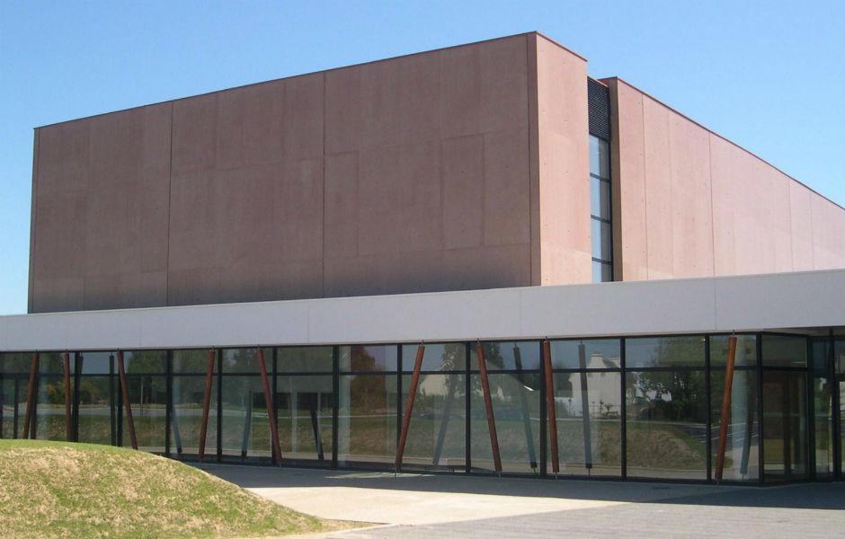 Salle culturelle de Pleubian