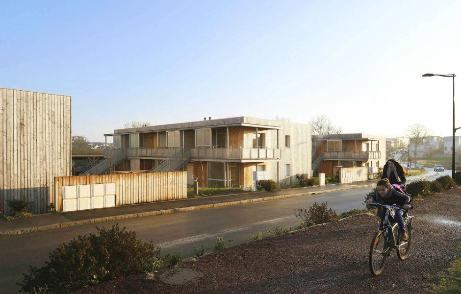 PACÉ - 37 logements - Archipel Habitât