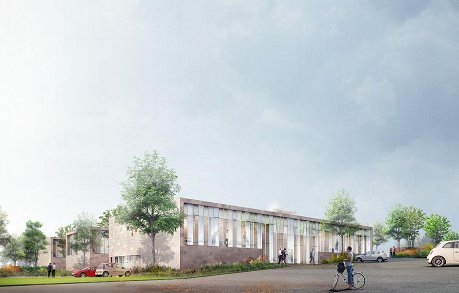 Maison de santé de BAUGÉ