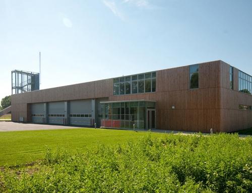 Centre de secours de Plerguer (35)