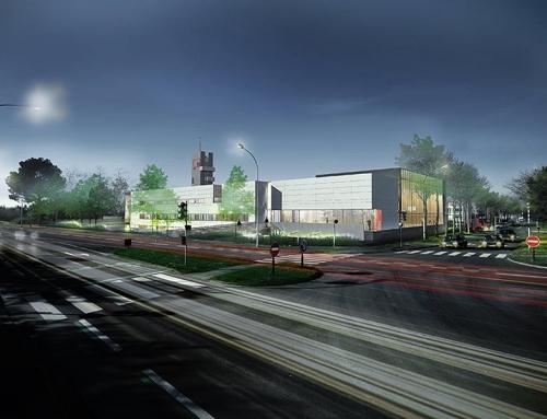 Centre d'incendie et de secours (SDIS) – Rennes Sud (35)
