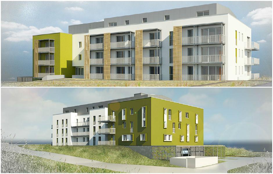Bourgbarré - 28 logements - Archipel Habitât