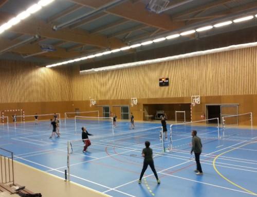 Complexe sportif des Sorinières (44)